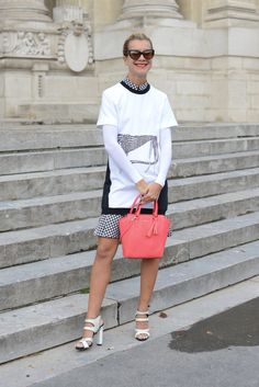 The Best Street Style From Paris Fashion Week Photo 1