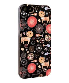 Another great find on #zulily! Black Cats Snap-On Case for iPhone 5 #zulilyfinds