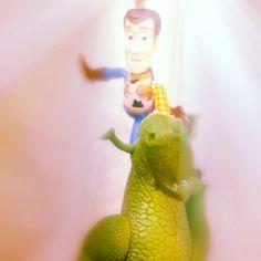 Woody Saving Rex?