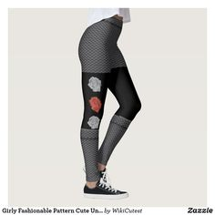 Girly Fashionable Pattern Cute Unique Cool Stylish Leggings