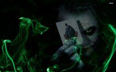 Oh cool! I like it! Heath Ledger/The Joker