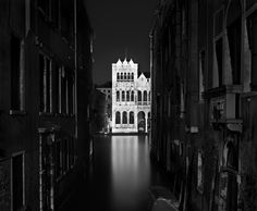 Venice at Night by Luca Campigotto