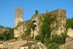 #Château de #Gavaudun is een prachtig #kasteel in het departement #Lot-et-#Garonne, in #Aquitaine. Lees alles over het #Château de #Gavaudun op #zonnigzuidfrankrijk.nl!