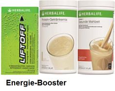 Geballte Power mit dem Energie-Booster Herbalife, Food, Healthy Recipes, Health, Essen, Meals, Yemek, Eten