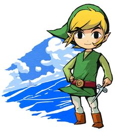 The Wind Waker is one of the best!!  I love it sooooo much!!! <3   <3