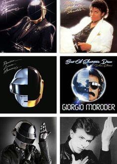 Daft Punk References