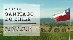 Guia de 4 dias em Santiago do Chile @ Bus142