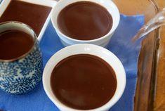chocolate pots de creme recipe   use real butter