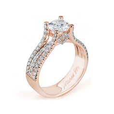 Brides: Heart-Shaped Engagement Rings