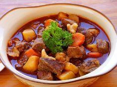 Mẹo hầm thịt bò đảm bảo thịt mềm tơi, đậm vị Chana Masala, Pot Roast, Ham, Protein, Ethnic Recipes, Food, Pasta, Tomatoes, Carne Asada