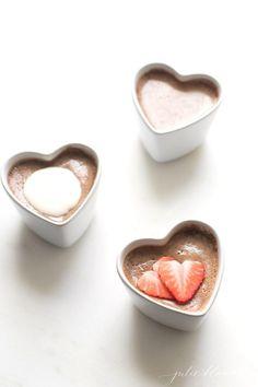 pot de creme valentines day recipe