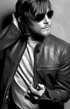 Norman Reedus (Daryl Dixon ; The walking Dead)