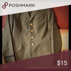 Army women's green jacket Army women's green uniform jacket Jackets & Coats Blazers