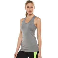 Over 50% OFF Women's FILA SPORT Workout Racerback Tank - Kohls | Today Deals:   Over 50% OFF Womens FILA SPORT Workout Racerback Tank - Kohls | Today Deals #TodayDeals #DailyDeals #DealoftheDay -  This womens FILA SPORT racerback performance tank top is beautifully bold. Featuring a soft moisture-wicking jersey construction this womens semi-fitted tank is the perfect pick. Read customer reviews and find great deals on Womens Active Clothing at Kohls today!http://bit.ly/2dgtkOJ…