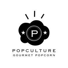 Gourmet Popcorn, Custom Logos, Pop Culture, Branding, Graphic Design, Day, Instagram, Brand Management, Brand Identity