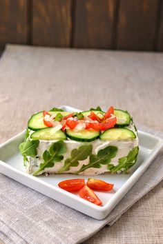 Smörgåstårta - Swedish sandwich cake | Cooks Hideout