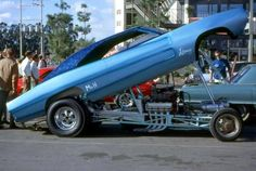 70s Funny Cars