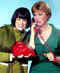 The Mothers-in-Law, Kaye Ballard and Eve Arden, 1967-1969