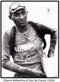 Ottavio Bottecchia en el Tour de France 1.926