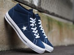 Converse / Cons One Star Pro Suede Mid