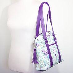 The Sweetie Shoulder Bag PDF Sewing Pattern