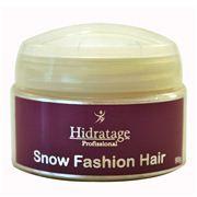 POMADA SNOW FASHION HAIR 100 gr HIDRATAGE.      Pomada finalizadora anti-frizz que proporciona brilho intenso. Com Manteiga de Ilipê e silicones especiais http://www.grandperecosmeticos.com/produto/POMADA-SNOW-FASHION-HAIR-100gr-HIDRATAGE.html