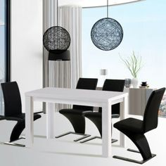 2 pcs Modern Mermaid Kitchen Dining Chair High Back Home Office Chair Dining Furniture Sets, Dining Chairs, Dining Table, Home Office Chairs, Kitchen Dining, Mermaid, Modern, Home Decor, Dinner Chairs