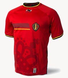 Belgium 2014-15 Burrda Home