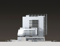 richard meier architects: US embassy london