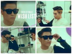 Twitter / BB_TOP_nami: わぁ♡♡♡タプぅ♡G Market! CHRISTMAS WISH LIST BIGBANG TOP