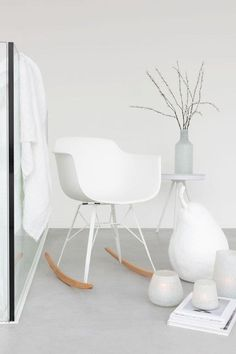 J Line Schommelstoel Willy J-Line Vase Design, Style Rustique, Tapis Design, Interior Concept, Parasol, Rocking Chair, The Hamptons, Boutique, Furniture