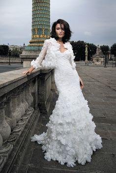 2013 Cymbeline Bridal Collection - GERVAISE  Keywords:  #weddinggowns #weddingdresses #jevelweddingplanning Follow Us: www.jevelweddingplanning.com  www.facebook.com/jevelweddingplanning/