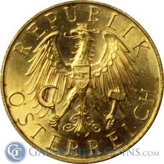 1927 Austrian 25 Schilling Gold Coin (.1702 oz of Gold) http://www.gainesvillecoins.com/buy-gold.aspx