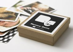 Personalized Memory Game for Kids | Pinhole Press