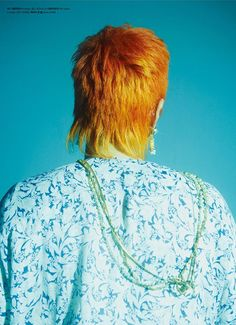 Defacto Inc - styling - Ye Young Kim - hyukoh Young Kim, Mullet Hairstyle, Hyun Jae, Another Man, Short Hair Styles, Indie, Fashion Photography, Sculptures, Dragon