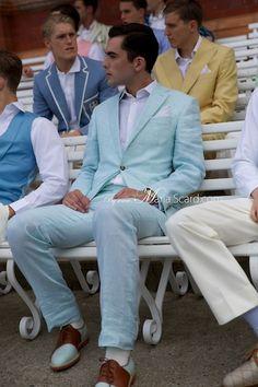 Savile Row – Quality Suits Define A Man's Beauty