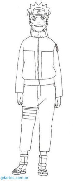 Anime Naruto, Easy Drawings, Pencil Drawings, Naruto Painting, Naruto Drawings, Kakashi, Boruto, Coloring Pages, The Originals