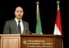 Blog d' informazione curiosità e giornalismo: Libia: condannato a morte  il figlio di Gheddafi. ...