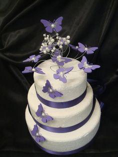 Personalised mr & mrs wedding cake topper | Wedding cake