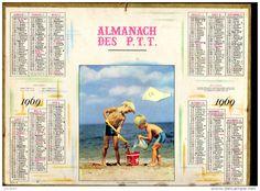 calendrier 1969