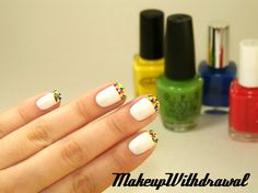 Twister Manicure