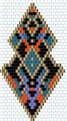 Should you appreciate jewelry you'll will love this cool website! Peyote Beading Patterns, Beaded Earrings Patterns, Bead Loom Patterns, Loom Beading, Stitch Patterns, Weaving Patterns, Knitting Patterns, Beaded Earrings Native, Bead Earrings