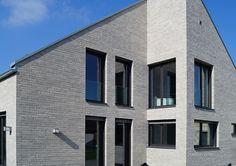 Röben Keramik-Klinker AARHUS weißgrau Aarhus, Multi Story Building, Sweet Home, House Styles, Bricks, Home Decor, Google, Home, House Siding