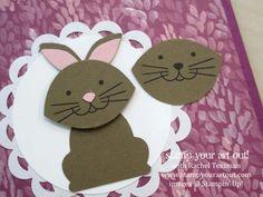 SU Foxy Friends  Bunny