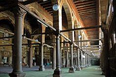 Cairo, Mosque of al-Maridani, 1339