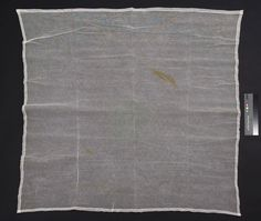 Klut i tyll; Oxie, 1800-tal. Malmö Museer, nr. MM 042948