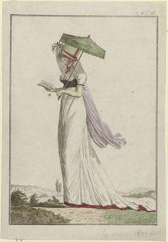 Le Mois, 1799-1800, No. 16, mogelijk Philibert-Louis Debucourt, 1799 - 1800