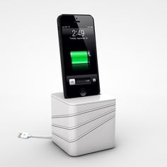 Quirky - Core Docking Station in White