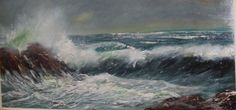 Oil/The Sea by Edwin Hollett hollett80@hotmail.com