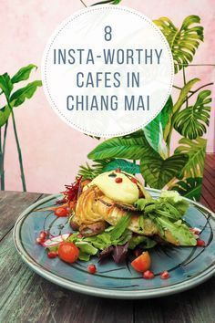 Best Instagram Worthy Cafes in Chiang Mai, Thailand! www.ablondeandherpassport.com